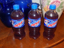 THREE Bottles of 2017 DEW * S * A -  (3) 20oz bottles RARE LIMITED EDITION