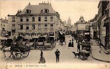 CPA Douai - La Petite Place (391326)