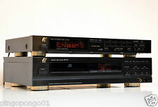 Sansui CD Player CD 117i mit Fernbedienung + Sansui Tuner TU-X301i TOP !