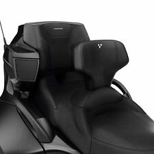 Can Am Spyder RT Driver Backrest For Stock Seat  OEM  219400679
