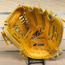"SSK JAPAN Baseball Glove Infield Trapeze- Web 11.75"" Hard ball Made In Japan"