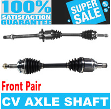 2x Front CV Axle Drive Shaft for SCION XB 08-13