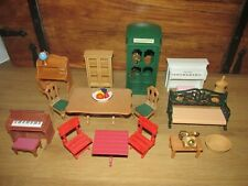 Sylvanian Families / Family Vintage Furniture Bundle / Job Lot