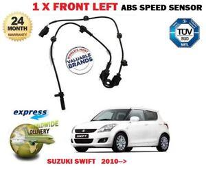 FOR SUZUKI SWIFT 1.2 1.3 DDIS 1.6 2010-> FRONT LEFT ABS SPEED SENSOR 56220-68L01