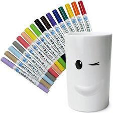 Ceramics Marker Pastel Vivid Color DIY Porcelain Painter Pens Drawing Mug Japan
