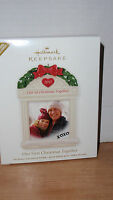 2012 HALLMARK KEEPSAKE ORNAMENT OUR FIRST CHRISTMAS TOGETHER PHOTO HOLDER