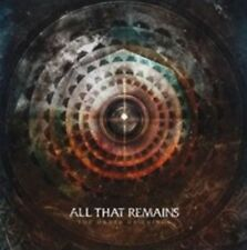 CD: ALL THAT REMAINS The Order Of Things DIGIPAK