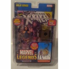 Marvel Legends Psylocke 2006 Mojo BAF Action Figure Toy Biz