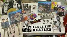 Beatles Mystery Bags Back Stage Passes Books Watches Record Covers Jewelry More