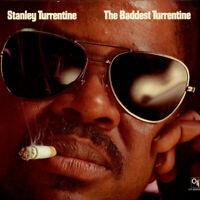 Stanley Turrentine - The Baddest Turrentine (Vinyl LP - 1974 - US - Original)