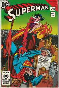 Australian: Superman #9 Federal Comics 1984 + Lois Lane & Jimmy Olsen - 84 Pages