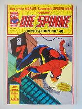 Die Spinne Comic Album Nr. 40  Zustand 2
