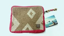 ROXY Girl's POSH Make-up Pouch- RSL0 - NWT