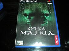 Enter the Matrix - PS2 - PlayStation 2 - Game - PAL Region - 15+