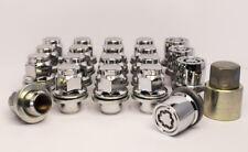 Conjunto de 20 X M12 X 1,5, Llanta Aleación Tuercas y Evo Bloqueo para Toyota /