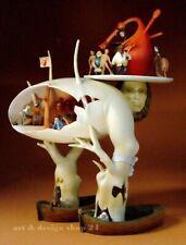 Figur Museumsreplikat JB21 - HIERONYMUS BOSCH Skulptur - Der Baummensch