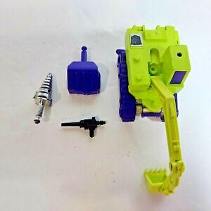 1985 Transformers G1 Combiners Devastator Scavenger Action Figure Hasbro