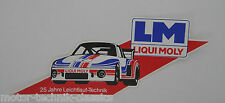 Sticker Liqui Moly Porsche 935 Sticker 25 Years Leichtlauf-Technik Motorsport