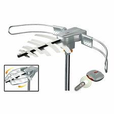 Antenna Digitale Terrestre TV HDTV Esterno Amplificata DvB-T linq wa-2802