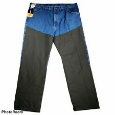 Wrangler Pro Gear Jeans Upland Pant Brush Guard Hunting Pants Size 44 x 32 NWT