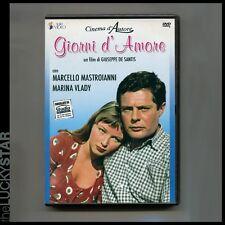 GIORNI D'AMORE Raro DVD Ediz. VENDTA Fuori Catalogo Mastroianni Vlady De Santis