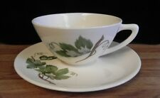 Edwin Knowles GRAPEVINE Cup & Saucer 295321..KNOWLES GRAPEVINE TEA COFFEE CUP