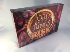 Risk Lord of The Rings 2002 Parker Board Game 100 Complete - UK Postage