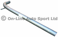 VW Lupo 1.4 Perfomance Exhaust Race Tube Centre Pipe - Hoffmann