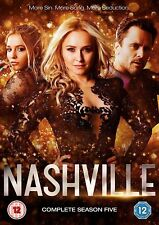 NASHVILLE complete season 5 region 2 New DVD Quick dispatch