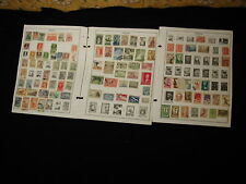 Argentina Stamp Collection - approx 150+  dated 1858-1969