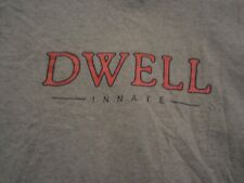 Dwell T-Shirt M Medium Hardcore Metal Turmoil Underoath Converge Axis Old Wounds