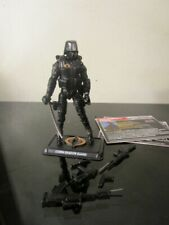 GI Joe COBRA SHADOW GUARD Figure 50th Anniversary Marine Devastation Trooper ~