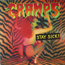 LP The Cramps -  Stay Sick!  - VINYL EDITION - GARAGE PSYCHOBILLY NEW