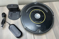 NEW ROLLERS, BRUSH, FILTER iRobot Roomba 650 Vacuum Cleaning w/Docking Station