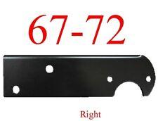 67 72 Chevy Right Black Stepside Tail Light Bracket, GMC Truck