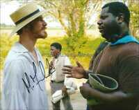 Michael Fassbender Autograph *12 Years a Slave* Hand Signed 10x8 Photo