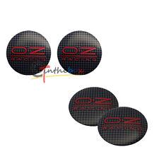 4PCS 56.5mm OZ O.Z Racing Car Wheel Center Cover Hub Cap Emblems Badge Sticker
