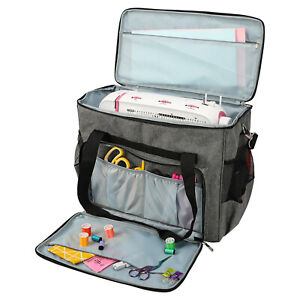 Sewing Machine Tote Bag Travel Carrying Case Cover Home Storage Oxford Handbag