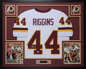 John Riggins Washington Redskins Football NFL Original Autographed ...