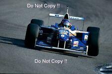 Jacques Villeneuve Williams FW18 German Grand Prix 1996 Photograph