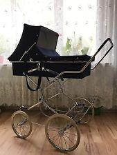 Einmalig wunderschön vintage PRAM 2in1 RETRO Kinderwagen auch ausleihen BERLIN