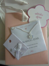 Joma Jewellery - A Little Magic Star Moonstone Necklace