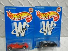 Hot Wheels White's Guide Ford GT-90's Lot of (2)