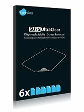 Hasselblad 6 x Transparent ULTRA Clear Screen Protector For Hasselblad H4D-40 Fe