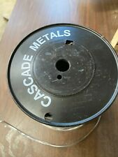 Stained glass lead came 25 lb spool of U channel from Cascade metals-half price