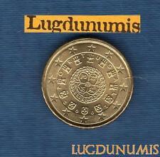Portugal 2002 10 centimes d'euro SUP SPL Pièce neuve de rouleau - Portugal