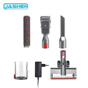 Jashen V16 DustingBrush/DustBox/BrushRoll/CreviceNozzle/SoftRollerBrush/Adapter