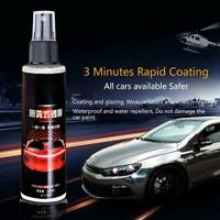 9H 100ml Auto Anti-scratch Spray Nano Crystal Plating Liquid Ceramic Coating Car