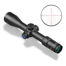 DISCOVERY 3-18X50SFIR 1/10MIL FFP Zero Lock Illumination Hunting Rifle Scope