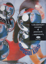 gumball special kiss lp uk with postcards